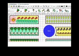 tasteful garden garden planner tool