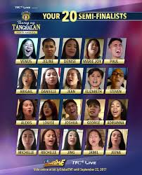 Final Call To Vote For Team North America's Top 10 Contenders To Global  Tawag Ng Tanghalan Region Finals, Voting Ends Friday, September 22nd -  Orange Magazine