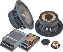 Auto-Elektronik Car Audio 16cm Lautsprecher System GZRC 165AL-IV Ground  Zero Audio signsbypost.com