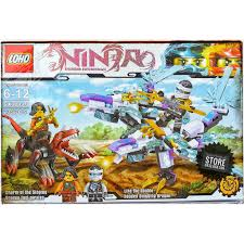 Mua LEGO NinjaGo Lắp Ráp Robot Rồng , Khủng Long SX3009-3 ( Tím ...