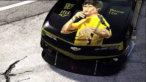 Bruce Lee Game Of Death Time Lapse Painting Forza 3 Youtube