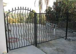 Wrought Iron Security Fencing Orange County Ca Decorative Iron Security Gates