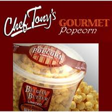 belgian er flavored popcorn by chef