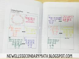 solving systems of equations maze 2