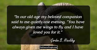 insightful quotes by gordon b hinckley that will help you