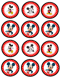 Minnie Mouse Mickey Mouse Aniversario Do Mickey Mouse