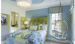 Baby Blue And Green Kids Room Decoration Home Decor Ideas Children Blue Gree Diy Crafts