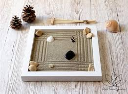 zen garden kit for home décor or office