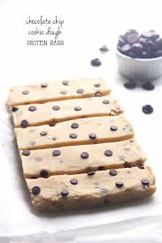chocolate chip cookie dough protein