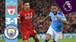 HIGHLIGHTS   Liverpool 3-1 Man City (Fabinho, Salah, Mane ...