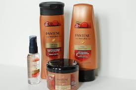 pantene pro v s truly natural hair care