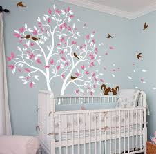Branches Art Wall Sticker Home Nursery Bedroom Special Decor Nursery Baby Tree Pattern With Squrriels Cute Patterns Mural Wm 587 Tree Pattern Stickers Homeart Wall Sticker Aliexpress