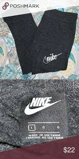Charcoal Gray Nike Joggers | Grey nike joggers, Clothes design, Nike joggers