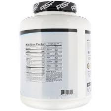 rsp nutrition protein vanilla