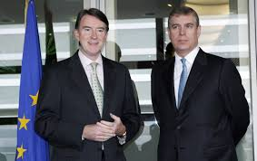 Peter Mandelson seen with Jeffrey Epstein as photos of Tony Blair's spin  doctor with the paedo billionaire resurface