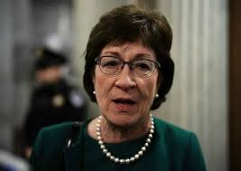 A 'Titanic Fraud': Susan Collins, the 'Moderate' Who Never Was - Rewire.News