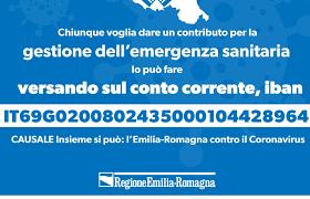 Coronavirus, come donare soldi alla sanità dell'Emilia Romagna ...