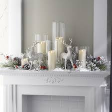 decorating ideas with flameless candles