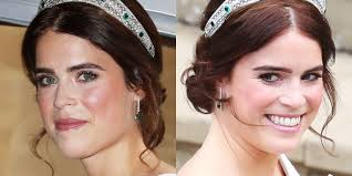 princess eugenie s wedding makeup and