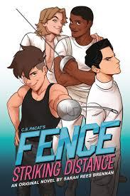 Amazon Com Fence Striking Distance 9780316456678 Rees Brennan Sarah Pacat C S The Mad Johanna Books