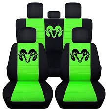 dodge ram front and rear ram seat cover