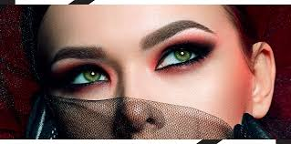 makeup for green eyes how to make