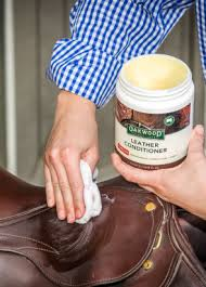 leather conditioner oakwood equine