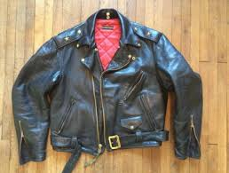 the legendary durable wild one jacket