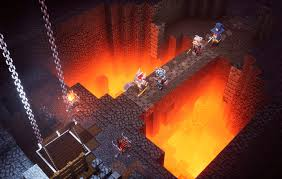 Minecraft Dungeons' review: short but ...