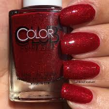 fiery february ruby slippers by color