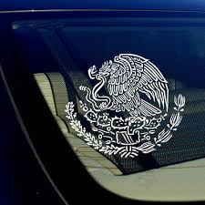 Car Truck Graphics Decals Guanajuato Mexico Shied Flag 3 5 Sticker Decal Car Window 3d Reflective Bumper Auto Parts And Vehicles Hotelfamily Ba