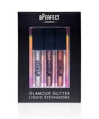 glamour glitter liquid eyeshadows