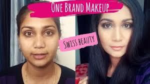 swiss beauty one brand makeup swiss