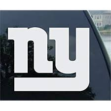 Ny Giants Mets Vinyl Decal