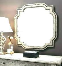 mirrors wall old mirror ornate antique