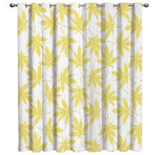 2020 Autumn Style Yellow Room Curtains Large Window Curtains Blackout Bedroom Kitchen Indoor Decor Kids Window Treatment From Hobarte 19 43 Dhgate Com