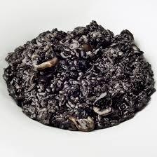 Black Rice with Squid recipe ...