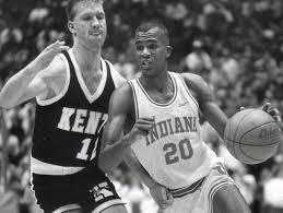 Greg Graham - Indiana University IU Hoosiers Basketball History