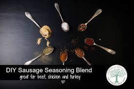 sausage seasoning for beef en