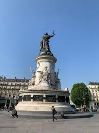 place de la republique paris all