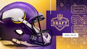 2020 Vikings NFL Draft Picks