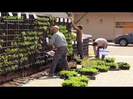 florafelt vertical garden pro system