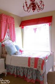 Turn A Wood Shutter Into A Window Valance Pink Bedroom For Girls Children Room Girl Girl Room