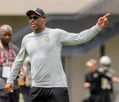 Saints WR coach Curtis Johnson brings intensity back to his old stomping  grounds   Saints   nola.com