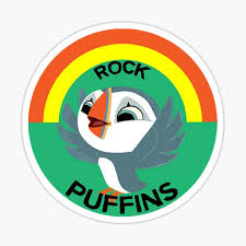 Puffin Rock Stickers Redbubble
