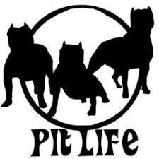 Pitbull Car Stickers Bulldog Decal Stickers Bull Terrier Stickers Tagged Dog Pit Bull Barking Bullies