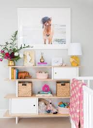 20 Kid Room Shelves With Styling You Ll Want To Copy On Domino Com Kids Interior Kids Room Shelves Kid Room Decor