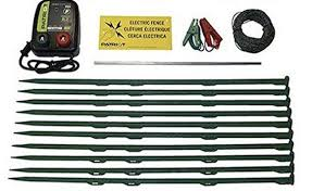 Patriot Pet And Garden Kit Pe2 100ft Of Wire Fence Posts Patriot Electric Fence Chargers Fencing And Farm Supplies From Valley Farm Supply