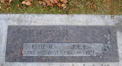 Effie Muriel Johnston (1915-2003) - Find A Grave Memorial