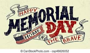Image result for memorial day clipart
